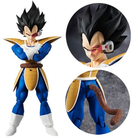 S.H. Figuarts Vegeta Dragon Ball Z