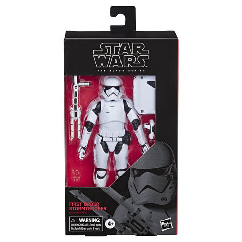 tilmans-toys - Star Wars The Black Series First Order Stormtrooper The Rise of Skywalker - EE Distribution - Action Figure