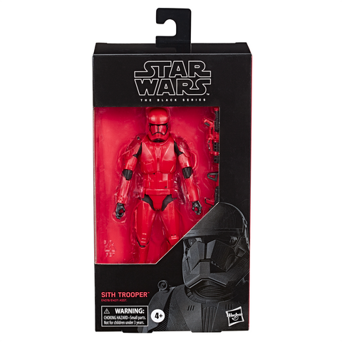 tilmans-toys - Star Wars The Black Series Sith Trooper The Rise of Skywalker - EE Distribution - Action Figure
