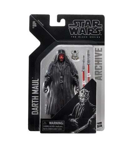 tilmans-toys - Star Wars The Black Series Archive Darth Maul - EE Distribution - Action Figure
