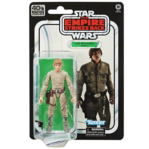 *PRE-ORDER* Star Wars The Black Series 40th Anniversary ESB Luke Skywalker Bespin 6 Inch Action Figure
