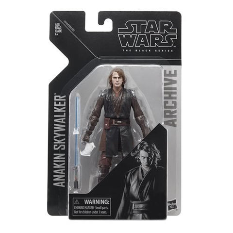 tilmans-toys - Star Wars The Black Series Archive Anakin Skywalker - EE Distribution - Action Figure