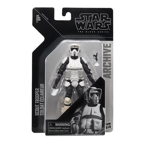 tilmans-toys - Star Wars The Black Series Archive Scout Trooper - EE Distribution - Action Figure