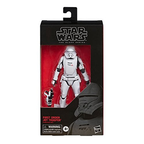 tilmans-toys - *PRE-ORDER* Star Wars The Black Series Jet Trooper First Order The Rise of Skywalker - EE Distribution - Action Figure