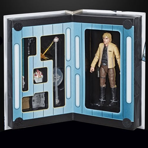Star Wars Black Series Luke Skywalker (Skywalker Strikes) 6 Inch Exclusive