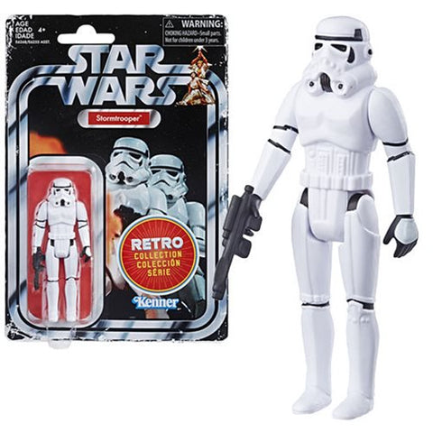 Star Wars Retro Collection Stormtrooper 3.75 Inch