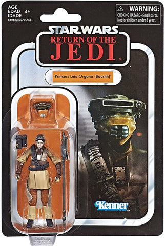 tilmans-toys - Star Wars Vintage Collection Princess Leia (Boushh) - EE Distribution - Action Figure