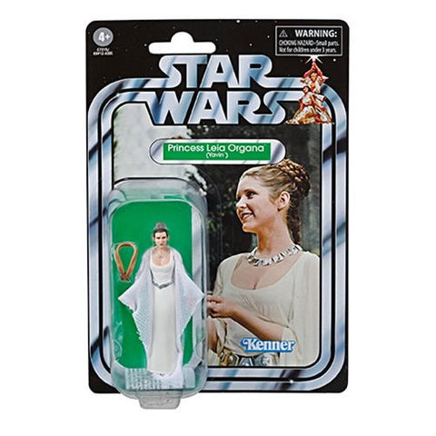tilmans-toys - *PRE-ORDER* Star Wars Vintage Collection Princess Leia Organa (Yavin) - EE Distribution - Action Figure