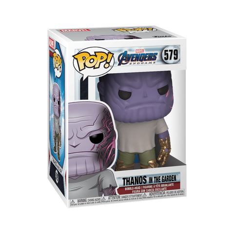 tilmans-toys - *PRE-ORDER* Funko POP! Thanos In The Garden Avengers Endgame - Funko - Funko POP!