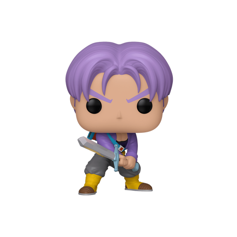 tilmans-toys - *PRE-ORDER* Funko POP! Trunks Dragon Ball Z DBZ - Funko - Funko POP!