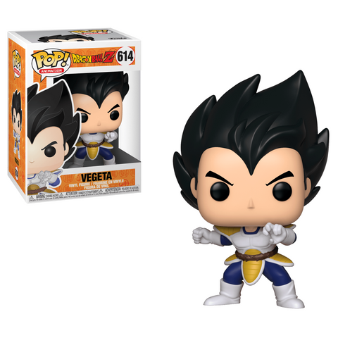 tilmans-toys - Funko POP! Dragon Ball Z Vegeta (season 6) DBZ - Funko - Funko POP!