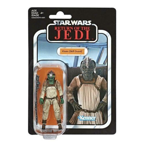 tilmans-toys - Star Wars Vintage Collection Klaatu - EE Distribution - Action Figure