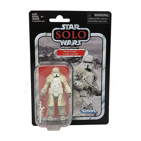 tilmans-toys - Star Wars Vintage Collection Range Trooper (SOLO) - EE Distribution - Action Figure