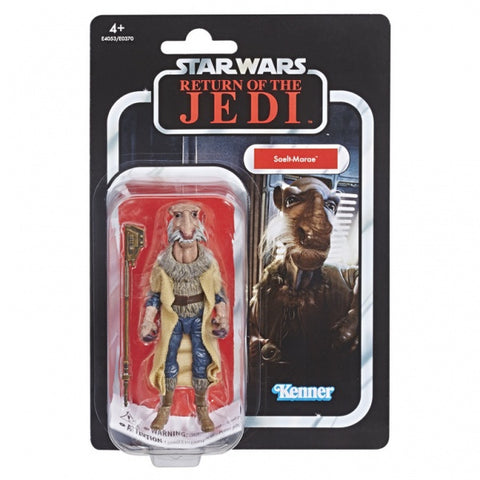 tilmans-toys - Star Wars Vintage Collection Yak Face (Saelt-Marae) - EE Distribution - Action Figure