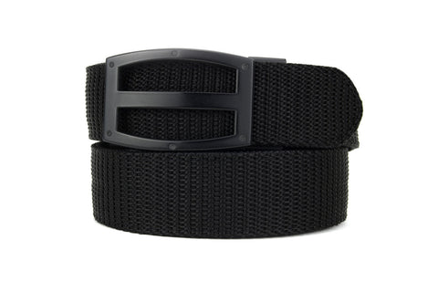 TITAN BD BLACK TACTICAL RATCHET BELTS