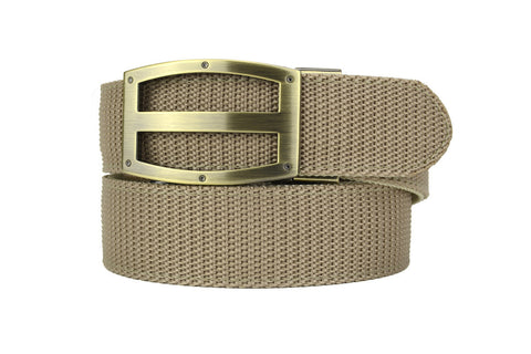 TITAN TD TAN TACTICAL RATCHET BELTS