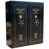 Homeland Safe Double Door Gun Safe Level V – 72 x 60 x 27 – 7 Gauge Body – 64 Guns – 1.5 Hours @ 1200° Fire Rating
