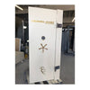 Homeland Safe Vault Door – Level V 80 x 36 Out-swing – USA Made – 1.5 Hours @ 1200° Fire Rating