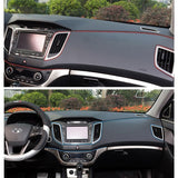 In Car Styling Brand Stickers Interior Strip