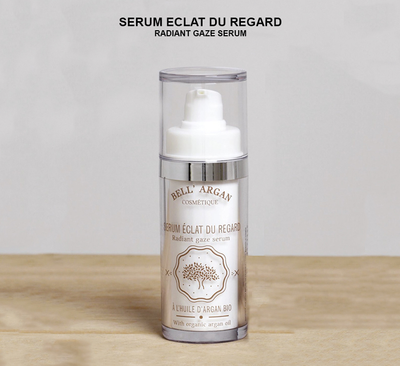 SERUM ÉCLAT DE REGARD A L'HUILE D'ARGAN BIO LABEL PROVENCE NATURE