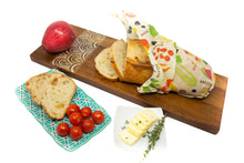 Load image into Gallery viewer, Buzzee Reusable Foodwraps - Harvest - 4 Pack