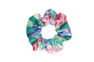 Retro 80s scrunchie