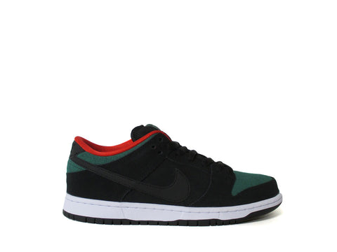 "Nike SB Dunk Low Pro Black/Black-Gorge Green "" UN-GUCCI"" 304292-055"