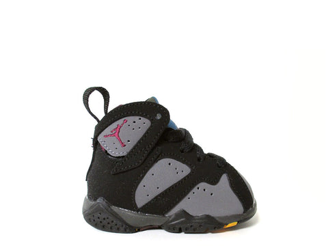 Air Jordan 7 Retro BT (TD) Toddler Black/Brdx-Lt Grpht-Mdnght Fg 304772-034