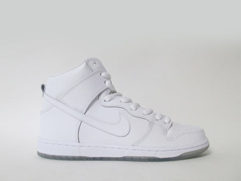 Nike SB Dunk High Pro White/White-Lt Base Grey 305050-113