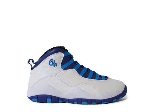 Air Jordan 10 Retro White/Concord-Blue Lagoon-Blck 310805-107