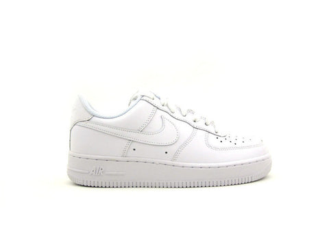 Nike Air Force 1 (GS) Grade School White/White-White 314192-117