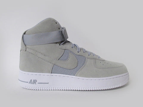 Nike Air Force 1 High '07 Pure Platinum/Wolf Grey-White 315121-041