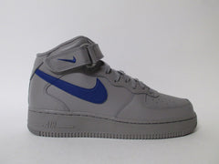 Nike Air Force 1 Mid '07 Dust/Deep Royal Blue 315123-040
