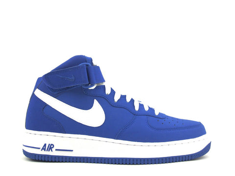 Nike Air Force 1 Mid Game Royal/White 315123-405