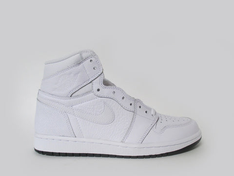 Air Jordan 1 Retro High OG White/Black-White 555088-100