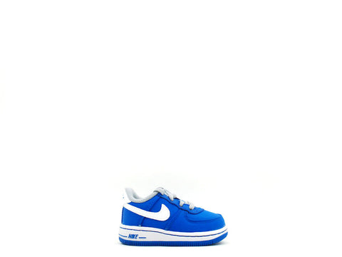 Nike Air Force 1 (TD) Toddler Photo Blue/White-Wolf Grey 596730-400