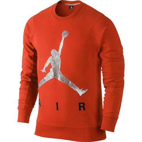 Air Jordan Jumpman Cement Crewneck 616360-828