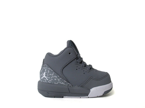 Air Jordan Flight Origin 2 BT (TD) Toddler Cool Grey/White-Wolf Grey 705162-003