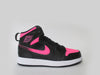 Air Jordan 1 Retro High (PS) Pre-School Black/Black-Hyper Pink-White 705321-019