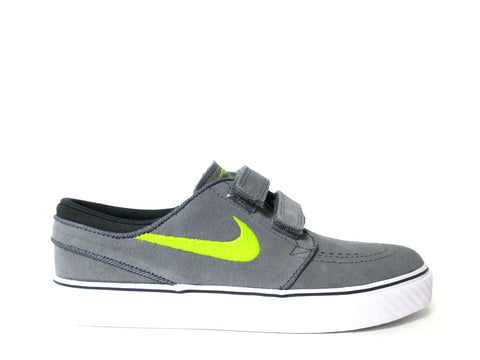 Nike SB Stefan Janoski AC (GS) Grade School Cool Grey/Cyber-Anthrct-White 705402-031