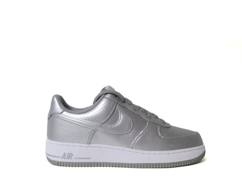 Nike Air Force 1 '07 LV8 Mtllc Silver/Mtllc Slvr-White 718152-013