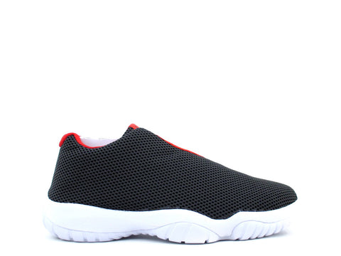 Air Jordan Future Low Black/University Red-White 718948-001