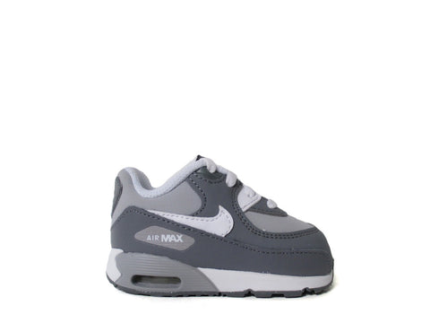 Nike Air Max 90 LTR (TD) Toddler Wolf Grey/White-Cool Grey 724823-003