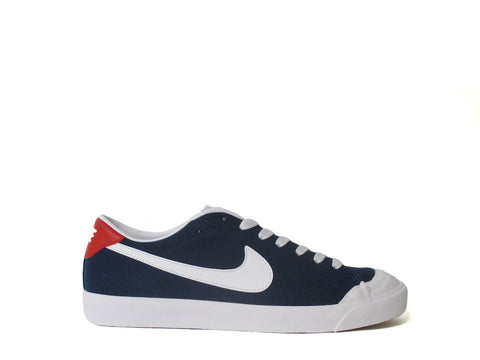 Nike SB Zoom All Court CK Mdnght Nvy/Smmt Wht-Gm Lght Br 806306-401