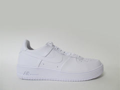 Nike Air Force 1 Ultrafoce LTHR White/White-White 845052-100