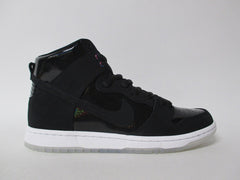 Nike SB Zoom Dunk High Pro Black/Black-White-Clear 854851-001
