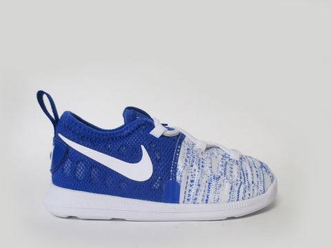 Nike KD9 (TD) Toddler Game Royal/White 855910-411