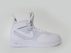 Nike Air Force 1 Ultraforce Mid White/White-White 864014-100