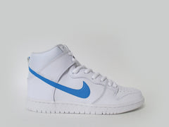 Nike SB Dunk High TRD QS White/Orion Blue-White-White 881758-141