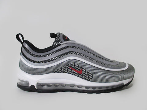 Nike Air Max 97 UL '17 Metallic Silver/Varsity Red 918356-003